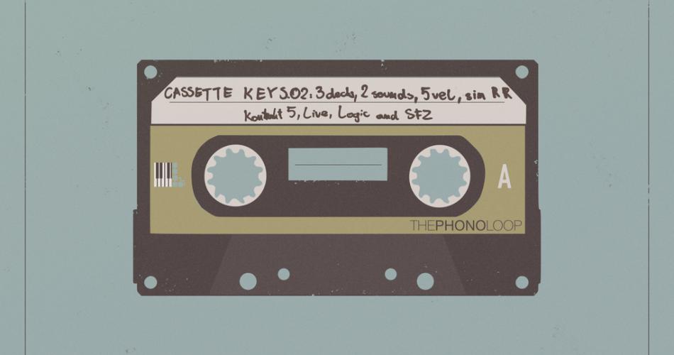 THEPHONOLOOPS Cassette Keys 02 art