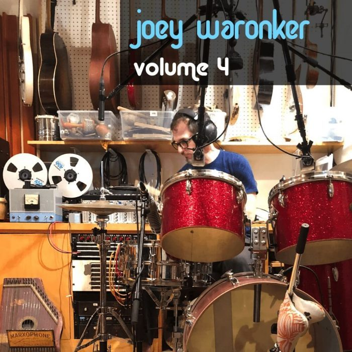 The Loop Loft Joey Waronker Drums Vol 4