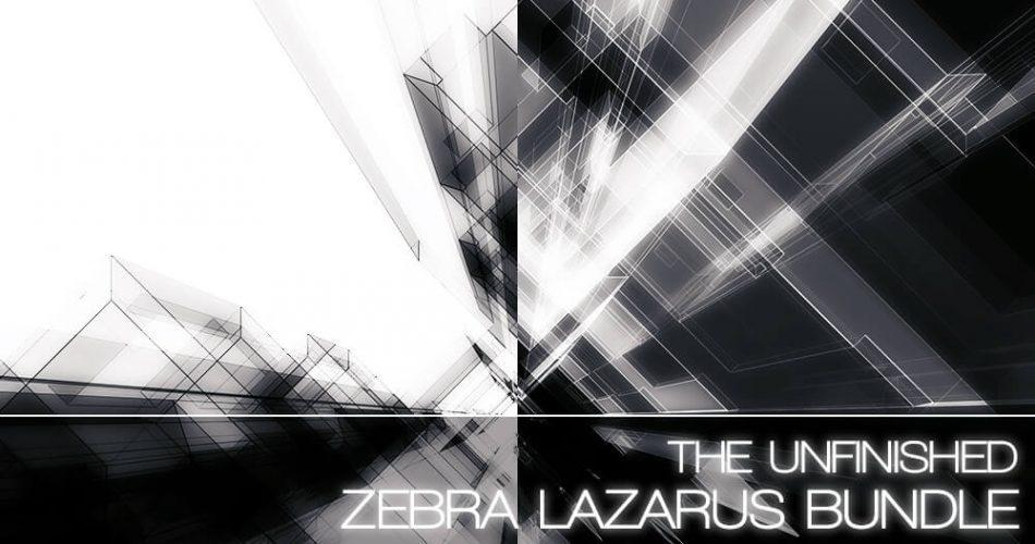 The Unfinished Zebra Lazarus Bundle