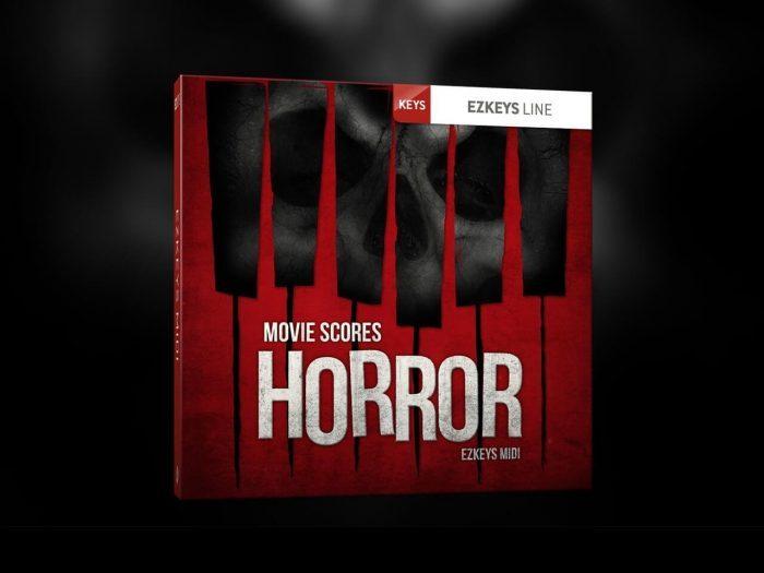 Toontrack Movie Scores Horror EZkeys MIDI