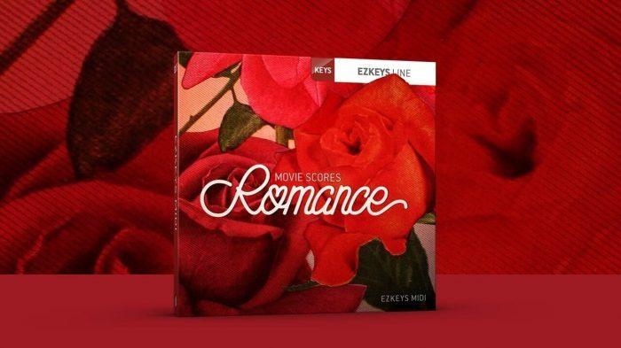 Toontrack Romance EZkeys MIDI