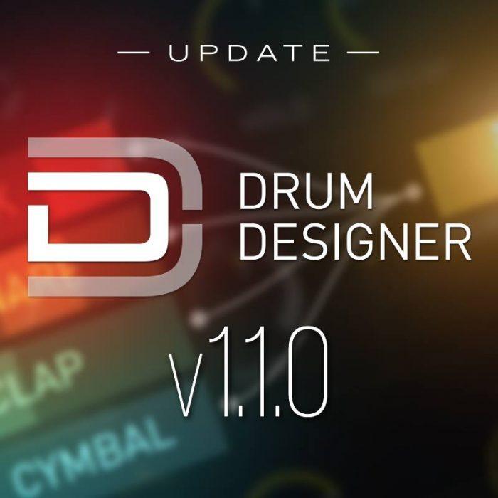 UVI Drum Designer update