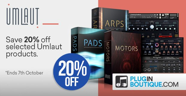 Umlaut Audio 20 off sale