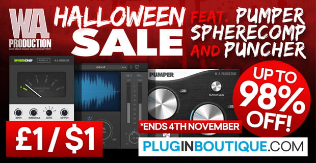 w a production pumper spherecomp puncher on sale for 1 usd each