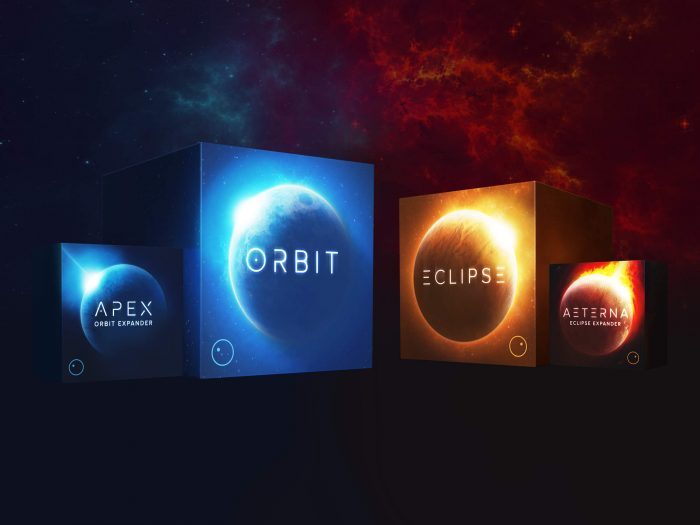 Wide Blue Sound Planetary Bundle with Expanders