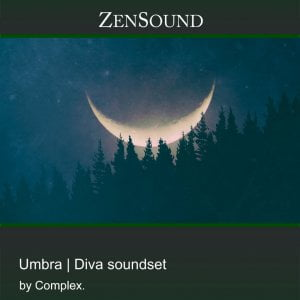 ZenSound Umbra for Diva