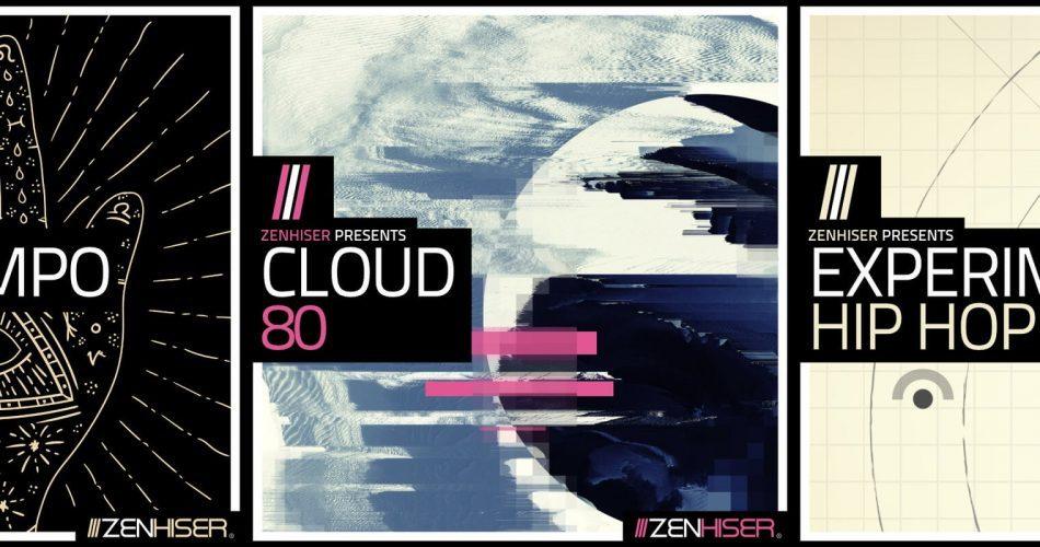 Zenhiser Downtempo Beats, Cloud 80 & Experimental Hip Hop