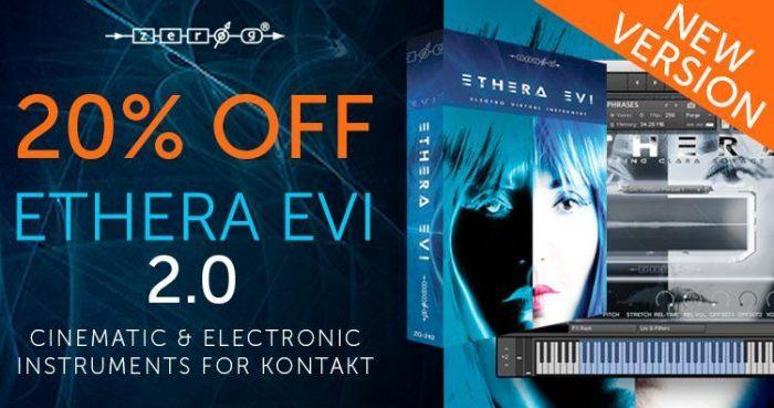 Zero G Ethera 2 sale