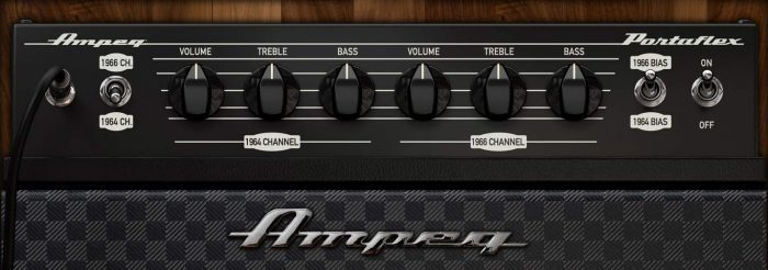 Ampeg Collection 2 B15 Heritage