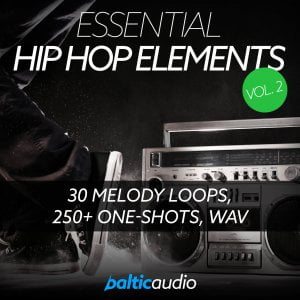 baltic audio Essential Hip Hop Elements Vol 2