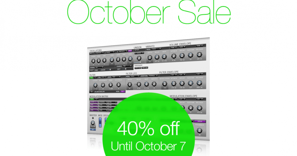 discoDSP Corona October Sale