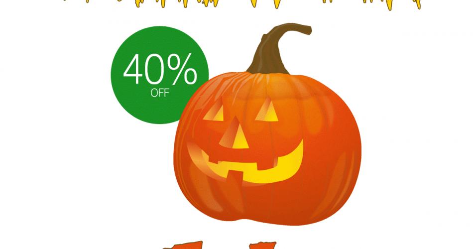 discoDSP Halloween Sale 2018
