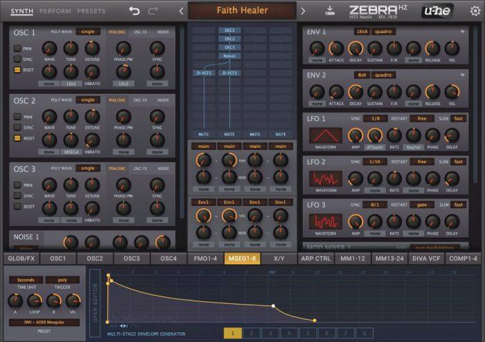 u he ZebraHZ 2.8