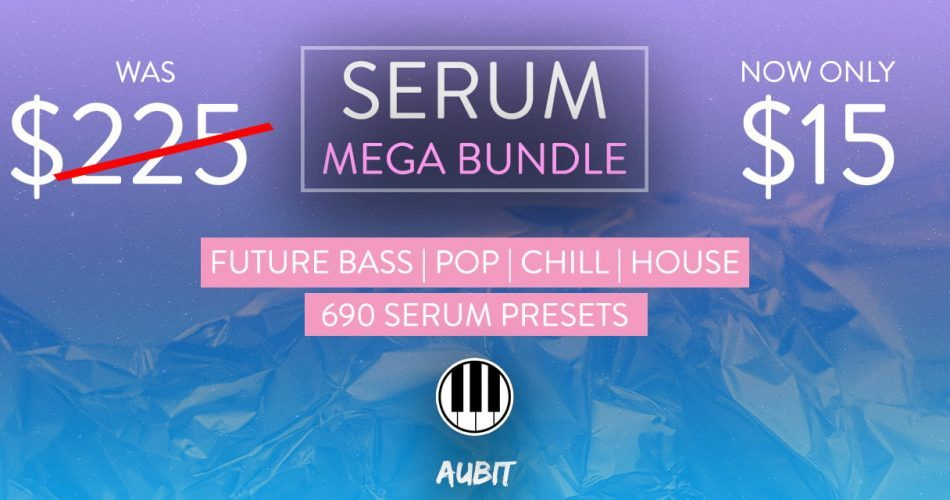 ADSR Aubit Serum Mega Bundle