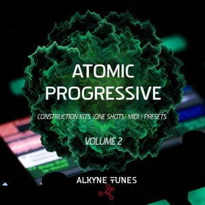 Alkyne Tunes Atomic Progressive Volume 2