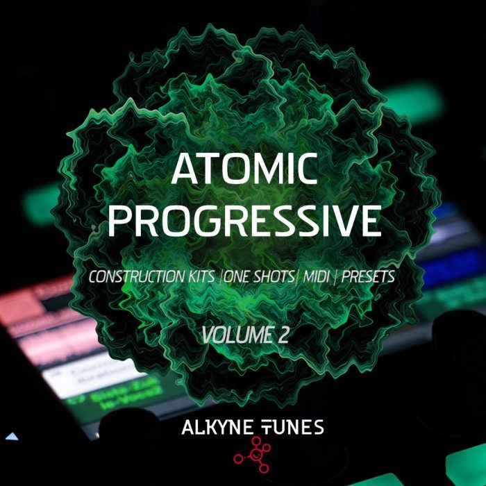 Alkyne Tunes Atomic Progressive Volume 2