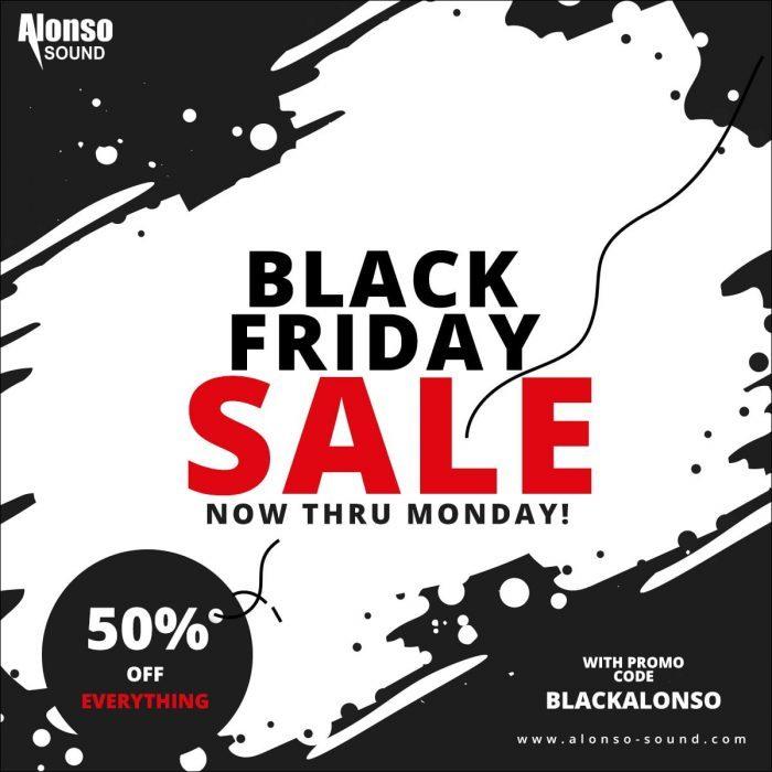 Alonso Sound Black Friday