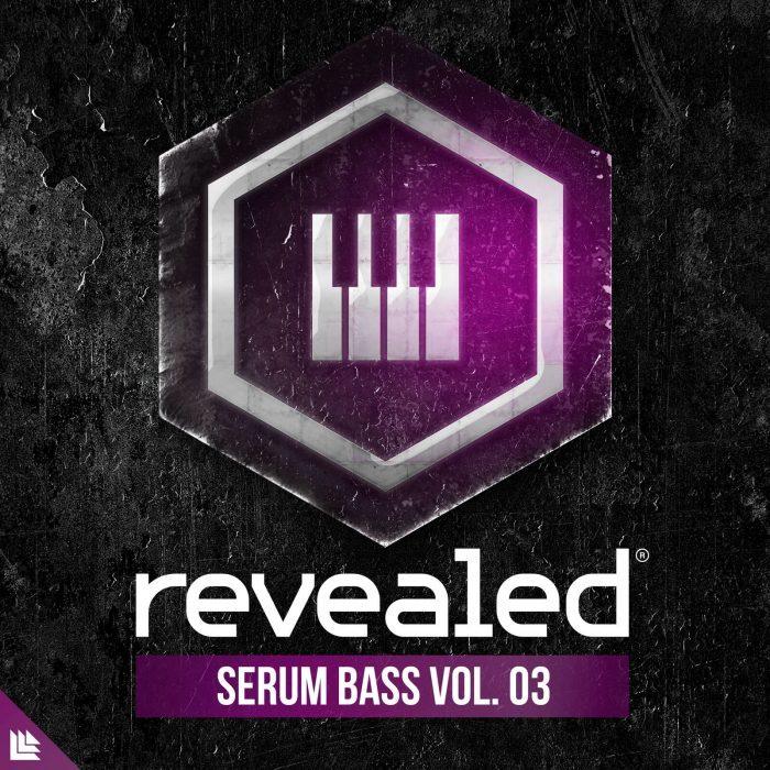 Alonso Sound Revealed Serum Bass Vol 3
