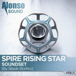 Save 80% off Alonso Spire Rising Star Soundset Vol. 1!