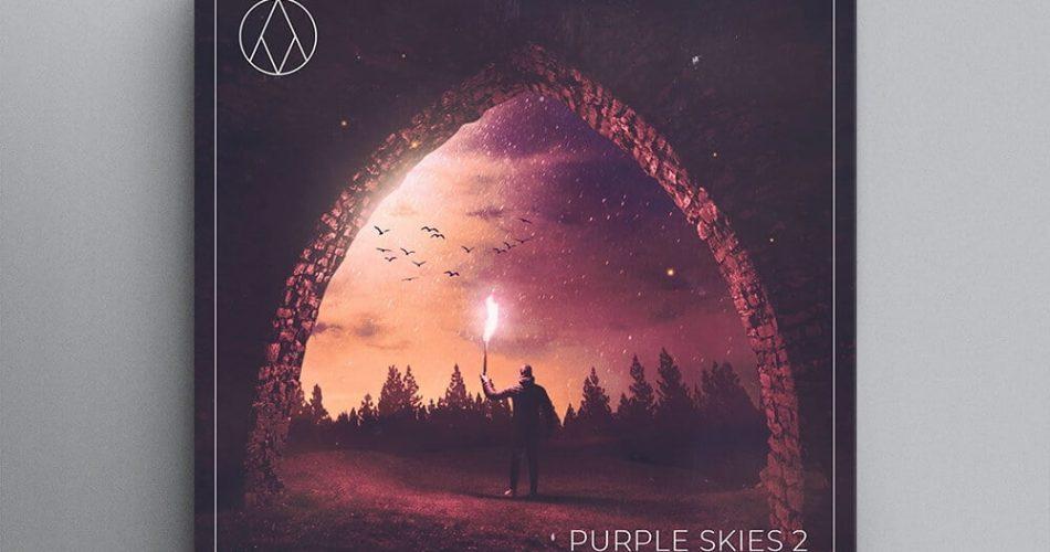 AngelicVibes Purple Skies 2