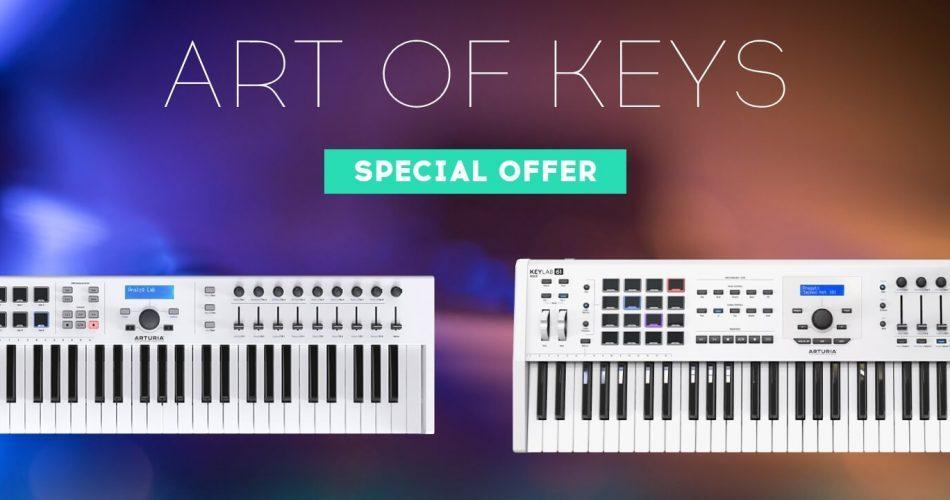 Arturia Art of Keys