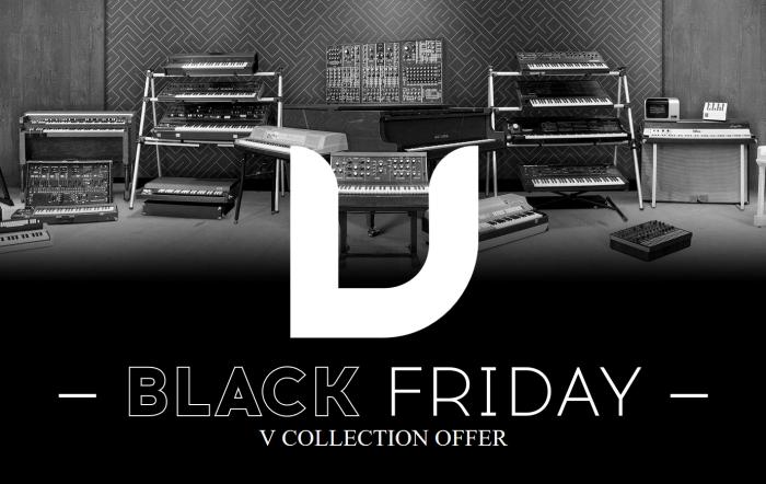 Arturia V Collection 6 Black Friday