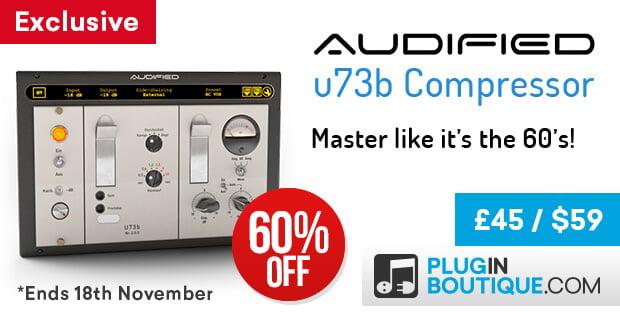 Audified U73b Compressor 60 off