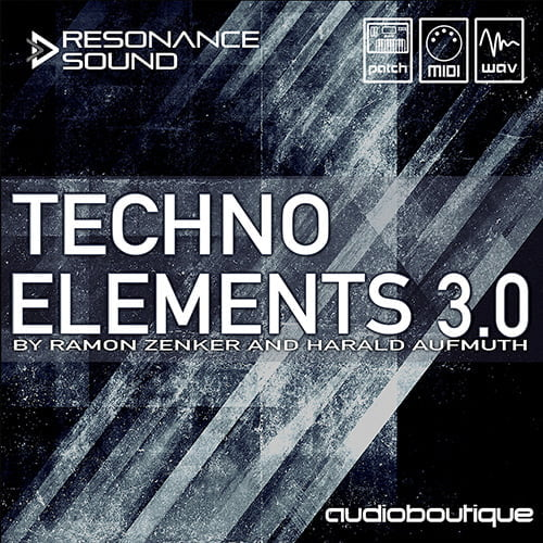 Audio Boutique Techno Elements 3