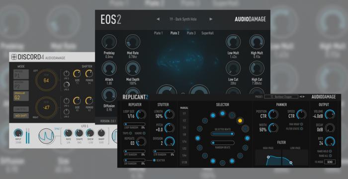 Audio Damage Creative Effects Bundle