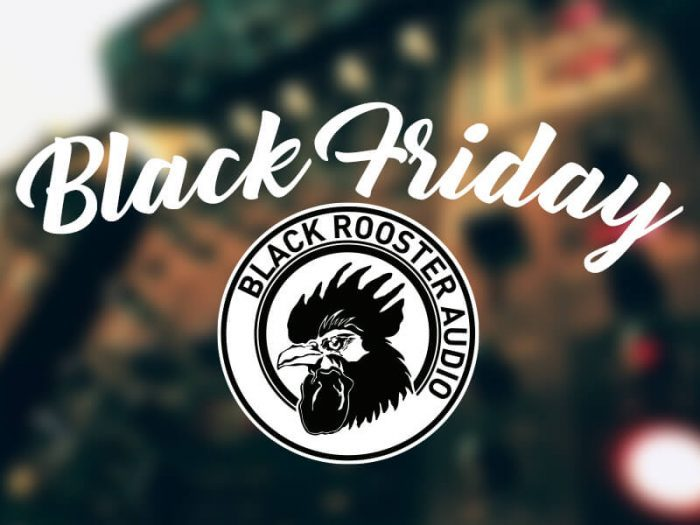 Black Rooster Audio Black Friday