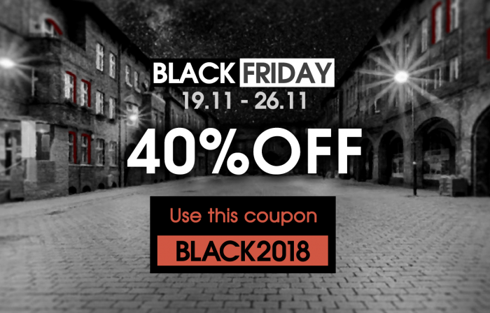 D16 Group Black Friday 2018
