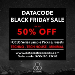 Datacode Black Friday2018 Promo