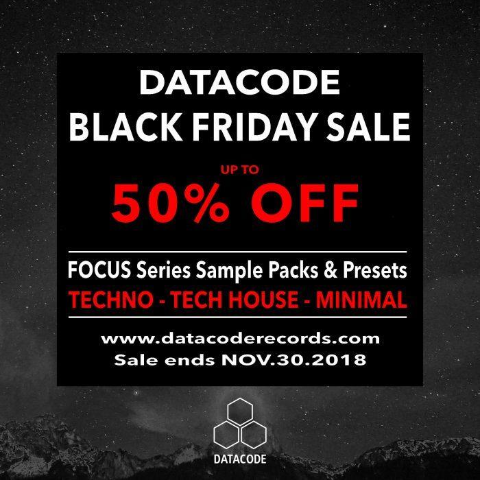 Datacode Black Friday2018 Promo