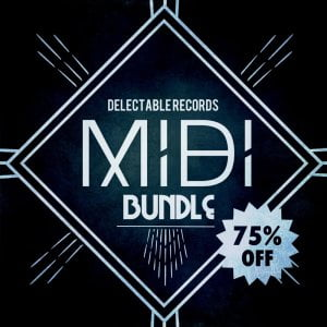 Delectable Records MIDI Bundle