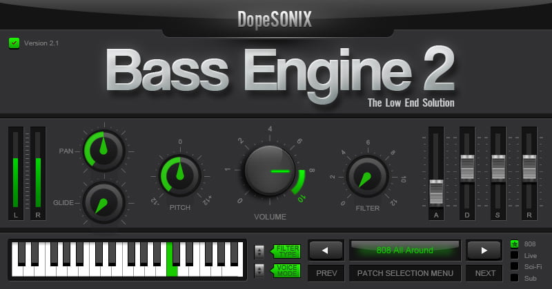DopeSONIX Bass Engine 2