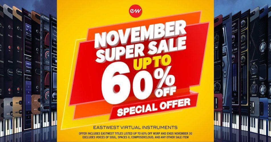 EastWest November Sale