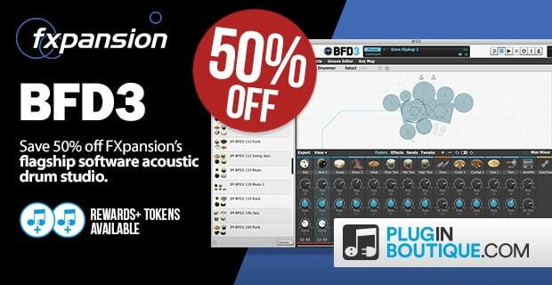 FXpansion BFD3 sale