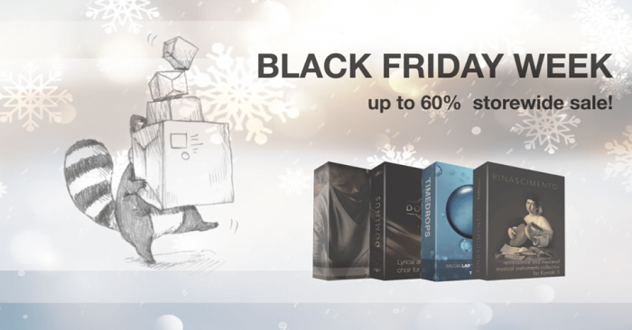 FluffyAudio Black Friday 2018
