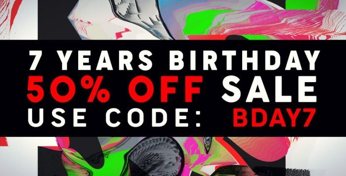 Function Loops   7 Bday Sale