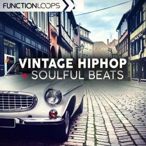 Function Loops Vintage Hiphop & Soulful Beats