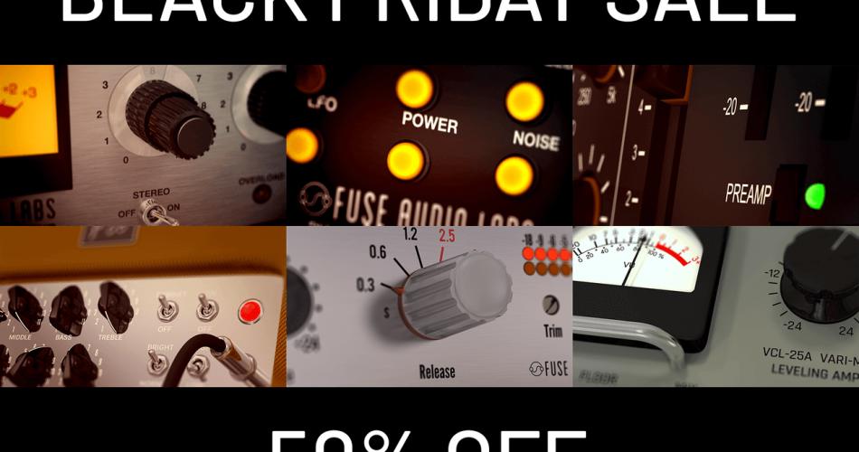 Fuse Audio Labs Black Friday Sale