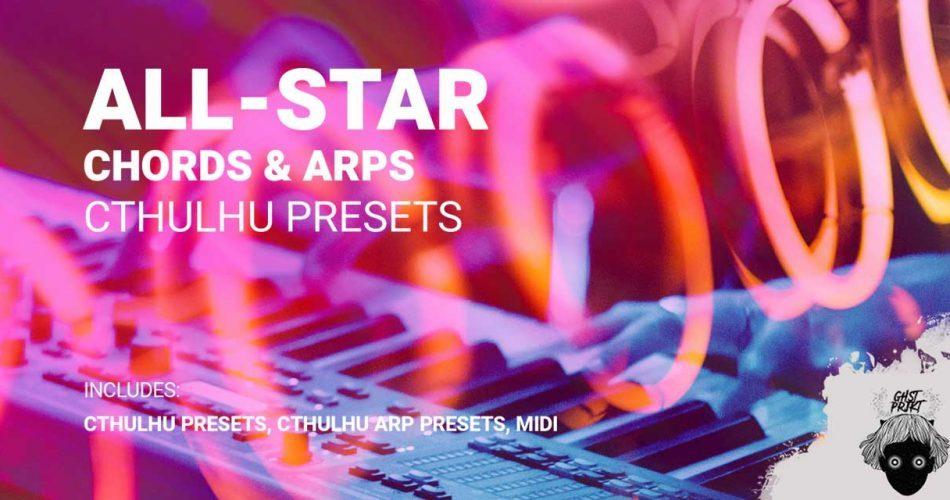 GHST PRJKT All Star Chords for Cthulhu
