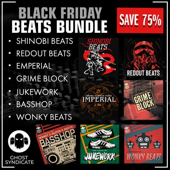 Ghost Syndicate Black Friday Bundle
