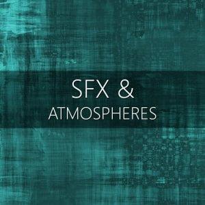 Glitchedtones SFX & Atmospheres