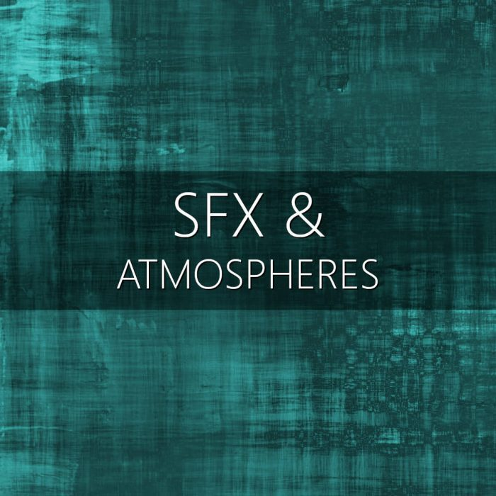 Glitchedtones SFX & Atmospheres