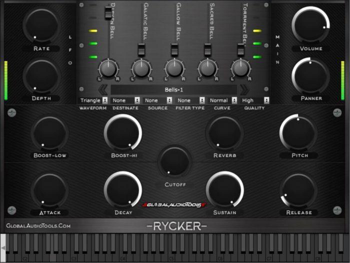 Global Audio Tools Rycker