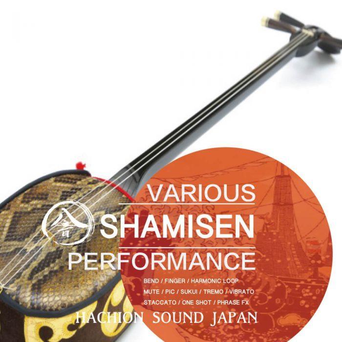 Hachion Sound Shamisen
