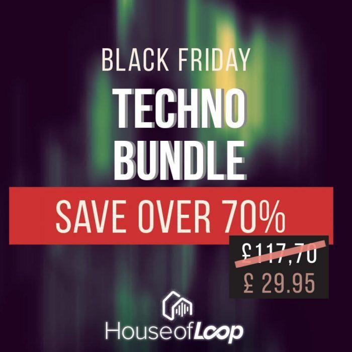 House of Loop Techno Bundle Black Friday