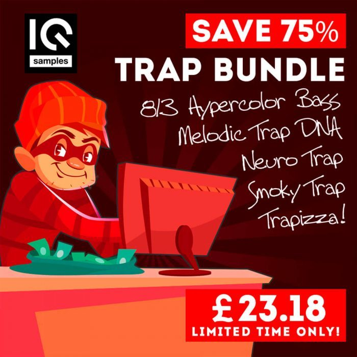 IQ Samples Trap Bundle