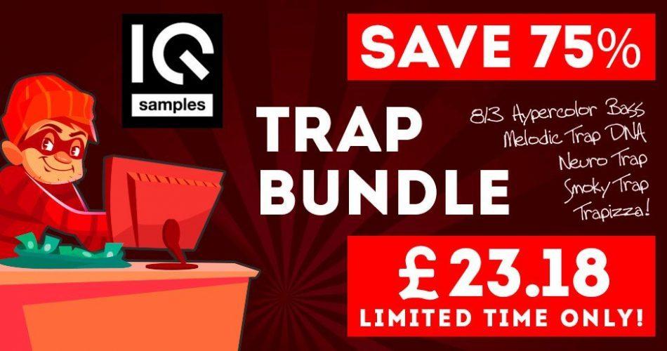 IQ Samples Trap Bundle feat